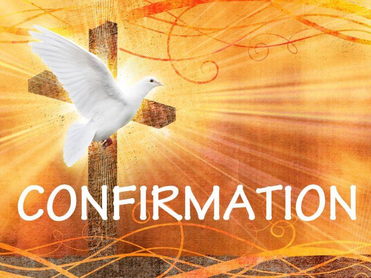 confirmation with bishop breidenthal christ church