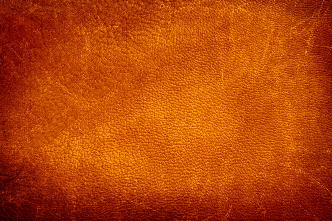 grunge-orange-leather-texture